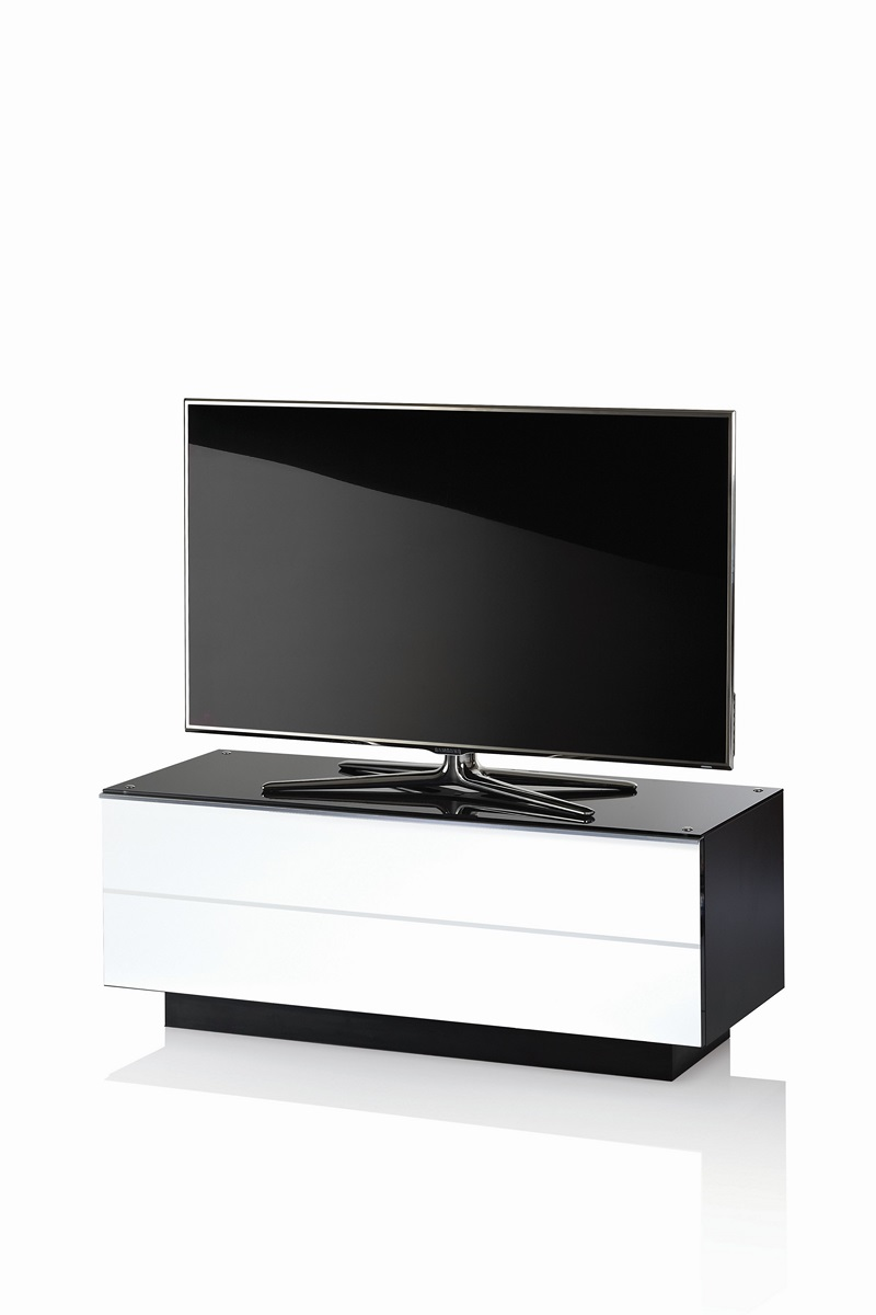 TV stolek ULTIMATE GMS 110 (bílý)